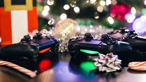 happy holidays from ps and friends playstation