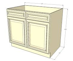 60 inch kitchen sink base cabinet white nantucket linen white sink base unit with 2 false drawers 60
