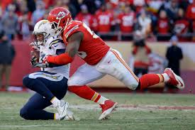 kansas city chiefs healthy halloween chargers lose to chiefs miss playoffs kpbs