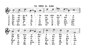 Catholic Thanksgiving Songs Spanish Missions In California