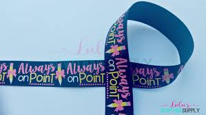 grosgrain ribbons grosgrain ribbon back to school 7 8 always on point pencil