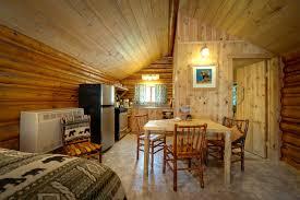 gate cabins yellowstone park lodging cabin interior loversiq