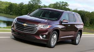 2018 chevy traverse first drive bigger but not the best autoblog