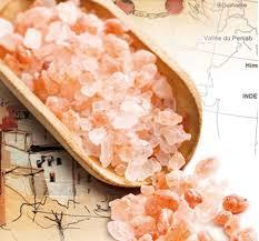 composition du sel de cuisine le sel de l himalaya un excellent allié pour notre santé