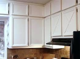 Kitchen Cabinet Door Molding Update Kitchen Cabinet Doors With Molding Kingdomrestoration