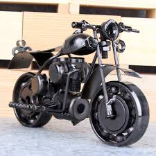 new design retro iron crafts handmade gift iron motorcycle model