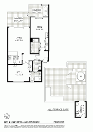 floor plans qld 3231 32 123 williams esplanade palm cove qld 4879 for sale