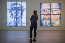 Image Gallery Controversial Paintings - chuck close controversial art genius live in everett