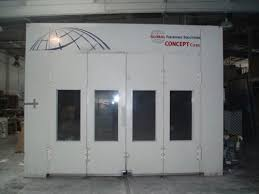 used photo booth for sale spray booth automotive spray booths