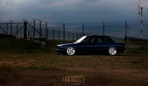 bmw e30 stanced 1989 bmw e30 u2013 warning bmw on bbs
