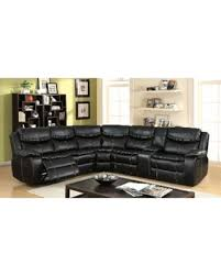 amazing deal on furniture of america garmo black breathable