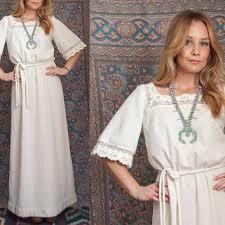 shop bohemian bell sleeve dress on wanelo