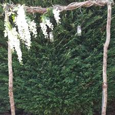 wedding arch grapevine wedding arch hire backdrops arbours weddings melbourne