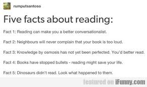 five facts about reading ifunny