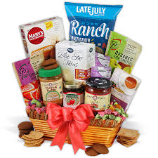 best food gift baskets top organic gift basket classic gourmetgiftbaskets regarding