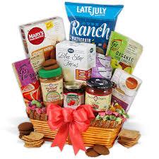 organic spa gift baskets top organic gift basket classic gourmetgiftbaskets regarding