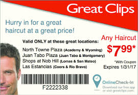 haircut specials at great clips albuquerque journal business directory coupons restaurants