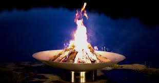Stainless Steel Firepit Pits Stainless Steel Pit The Pit Store