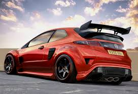 Honda Civic Type R Horsepower Honda Civic Type R Honda Pinterest Honda Civic Honda And Cars
