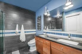 Navy And White Bathroom Ideas Wonderful Blue And Gray Bathroom Blue Grey Small Bathrooms Blue