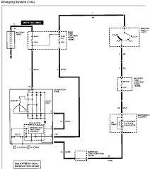100 wiring diagram of alternator denso alternator wiring