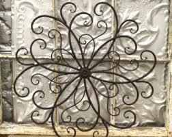 Wrought Iron Garden Decor Wall Art Design Ideas Amazing Wrought Iron Garden Wall Art 29 On