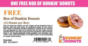 fact check dunkin u0027 donuts facebook coupon