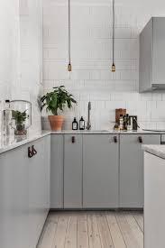 Light Gray Kitchen Cabinets Kitchen Grey Kitchen Cabinets With Wood And Light Grey Kitchen