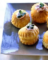 puff pastry canape ideas smoked salmon canapes recipe leite s culinaria