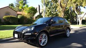 porsche cayenne gts 2008 for sale 2010 porsche cayenne turbo black on chestnut pdcc for sale in