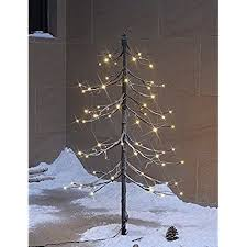 stick christmas tree with lights stick christmas tree amazon com