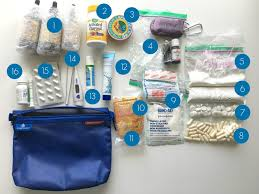 travel medicine images How to pack a natural medicine and toiletry kit for family travel jpg