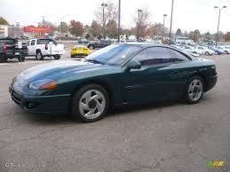 1995 dodge stealth emerald green pearl metallic 1994 dodge stealth r t turbo exterior