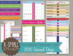 printable planner pages for 2015 planner quick links all planner pages can be found at