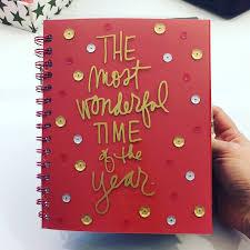 photo album scrapbook december christmas card scrapbook album flip through