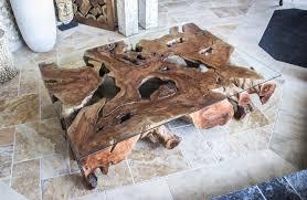 Wohnzimmer Tisch Deko Wohnzimmertisch Baumwurzel Gut On Moderne Deko Idee Mit Grosser