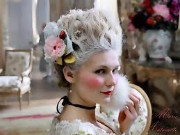 marie antoinette u201d makeup tutorial halloween 2011 white hair