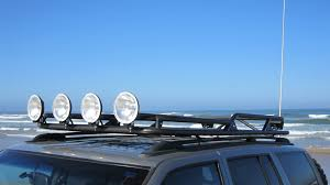 jeep comanche roof basket your jeep grand cherokee zj roof rack safari style kevinsoffroad com
