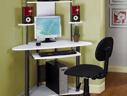 Kids Corner Desk White Intrigue Image Of Little White Desk Top White Office Desk