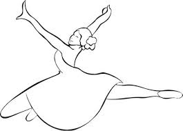 imagenes para dibujar faciles sobre el folklore paraguayo dibujos de bailarinas fotos diseños para colorear foto ella hoy