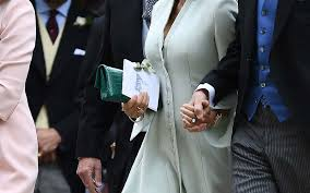 St Mark S Church Berkshire Pippa Middleton U0027s Wedding Featured A Beautiful Drawing By Her