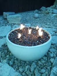 Fire Pit Lava Rock by 34