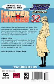 hunter x hunter hunter x hunter vol 32 yoshihiro togashi 9781421559124 amazon