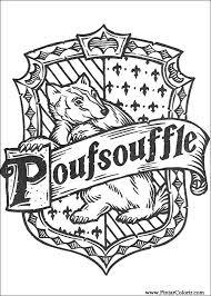 drawings paint u0026 colour harry potter print design 062