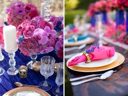 colors that match with purple what color matches fuchsia for wedding everafterguide