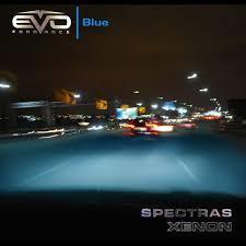 93373 evo formance spectras xenon 9007 blue halogen bulbs