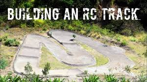 how to make a backyard rc track tips on what to do and what not