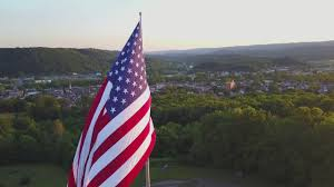 Pa Flag Huntingdon Pa Flag Pole Hill Youtube