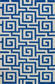 Infinity Area Rugs Dalyn Infinity If1 Cobalt Area Rug Transitional Rugs