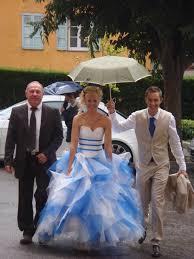 mariage bleu et blanc mariage en bleu et blanc la fée corsetée